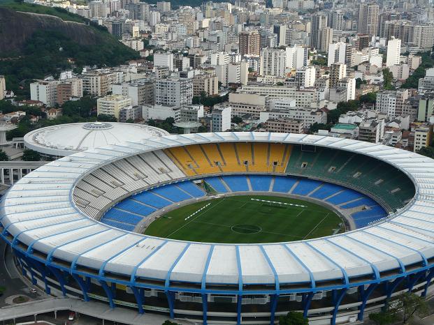 Around the rings1992 Maracana Stadium