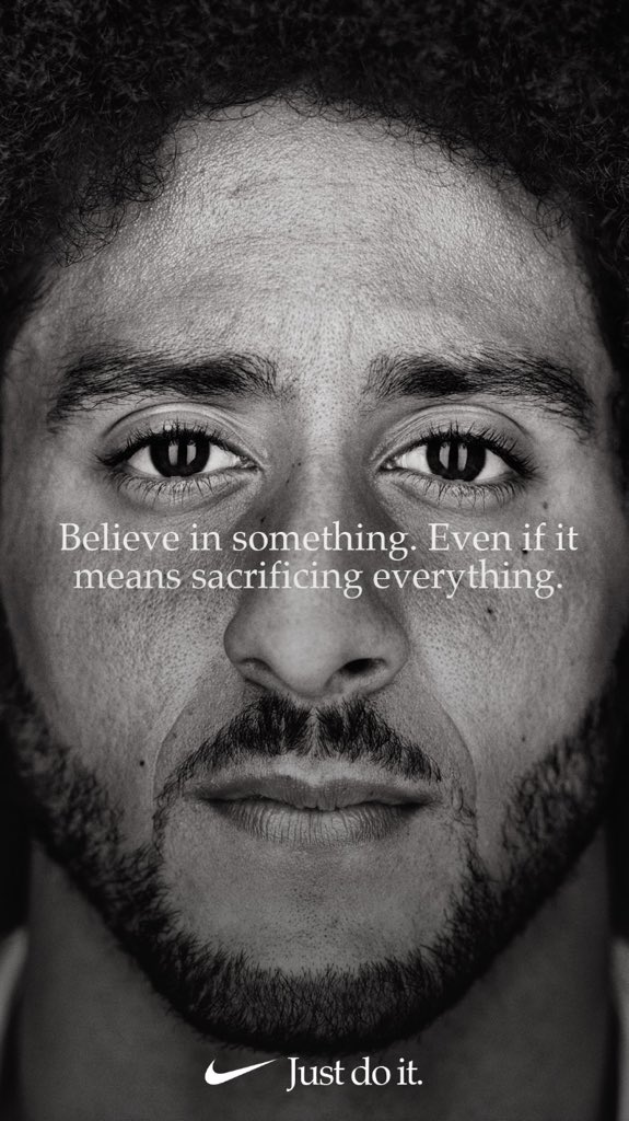 Kaepernick-Nike